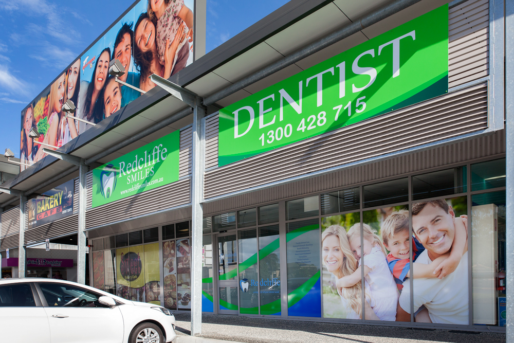 Front of Redcliffe Smiles